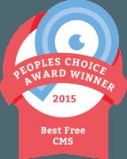 Joomla! wint Beste Gratis CMS
